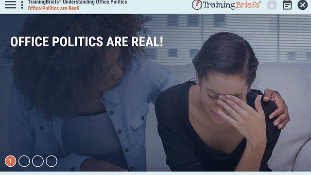 TrainingBriefs™ Understanding Office Politics