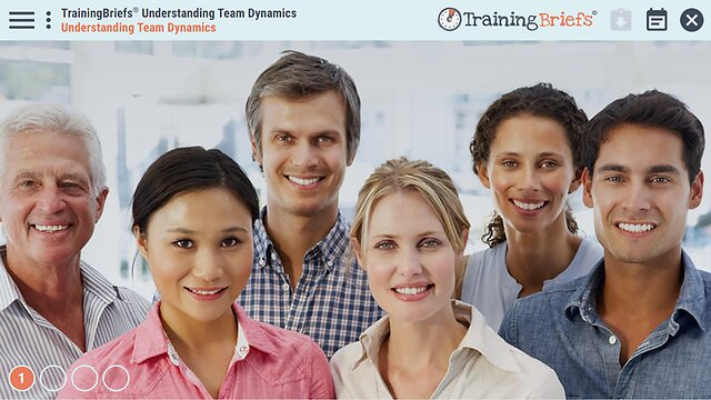 TrainingBriefs® Understanding Team Dynamics