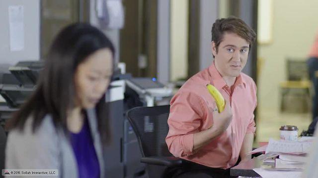 Wanna See My Banana?