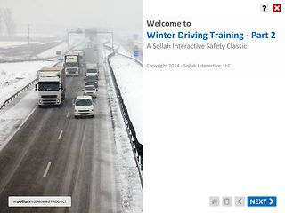 Winter Driving Training™ - Part 2