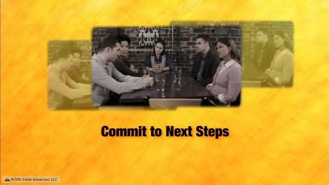 Workplace Bullying: Commit to Next Steps