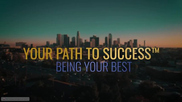 Your Path to Success™ Being Your Best